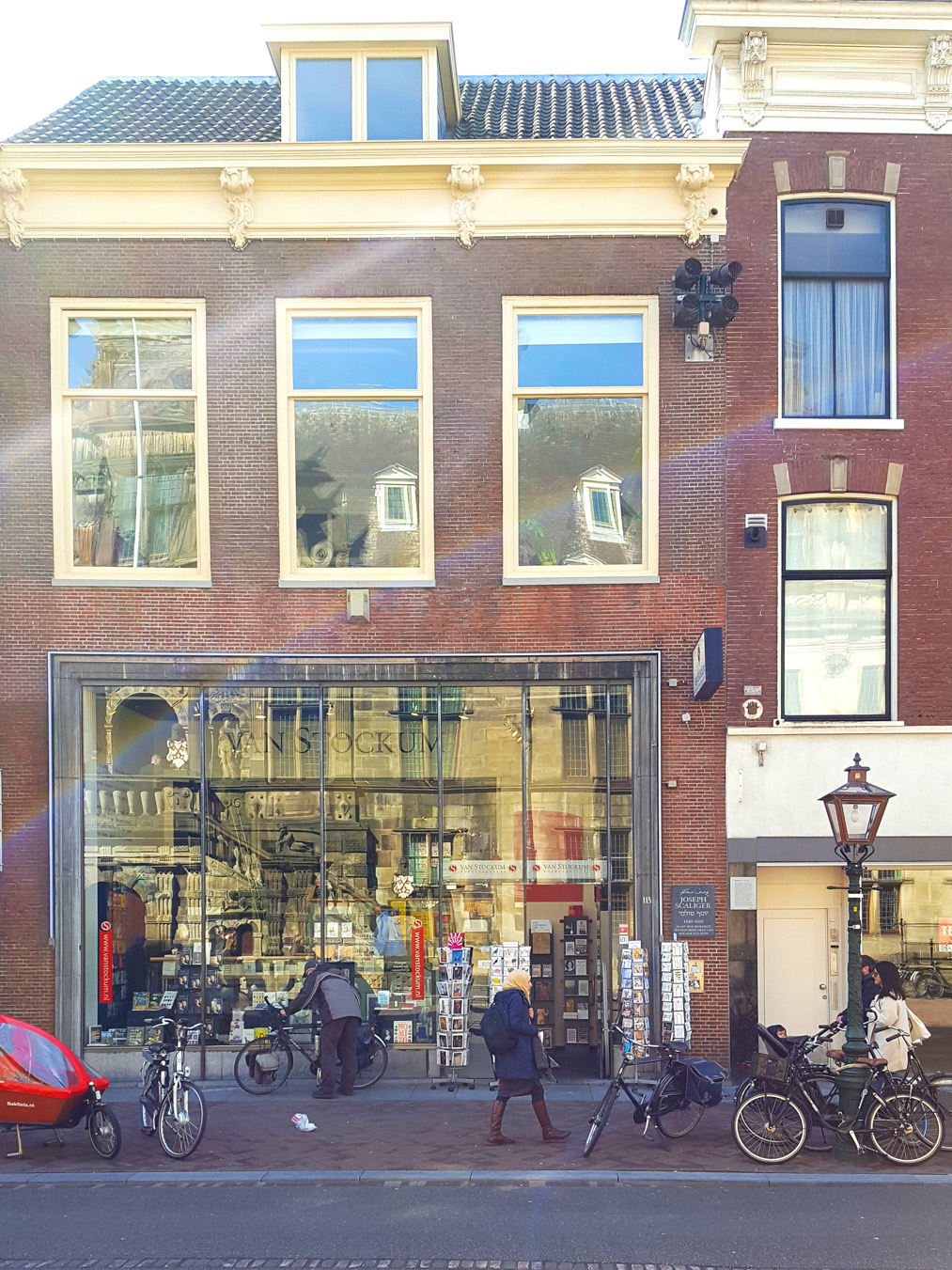 Breestraat - Leiden