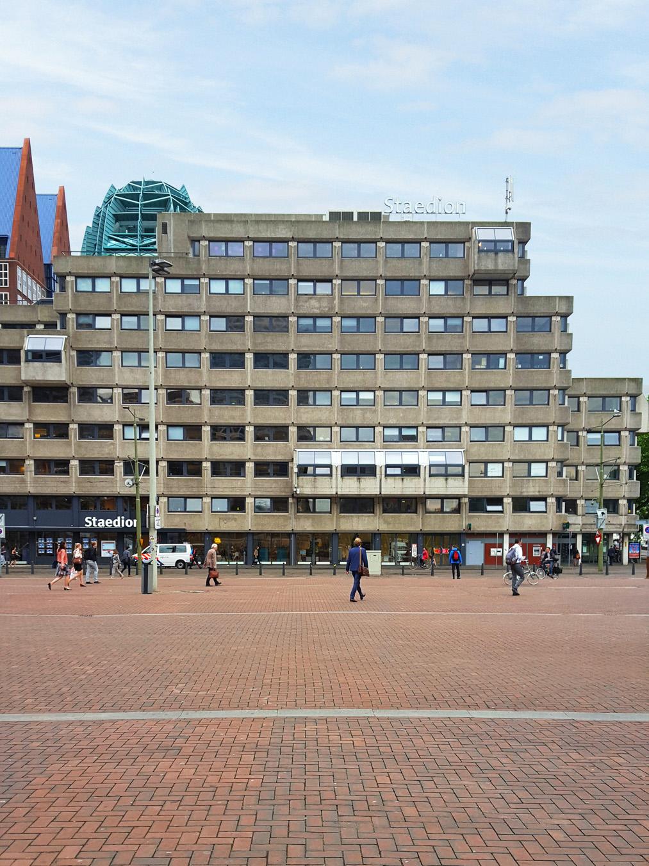 Bezuidenhoutseweg - Den Haag